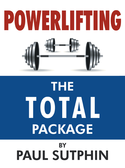 Powerlifting : the Total Package - cover