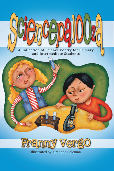 Sciencepalooza - A Collection of Science Poetry for Primary and Intermediate Students - cover