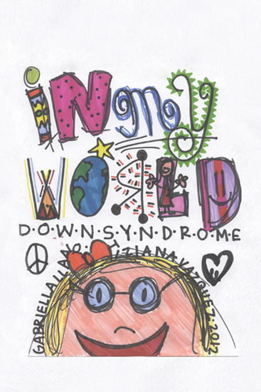 In My World - Down Syndrome - cover