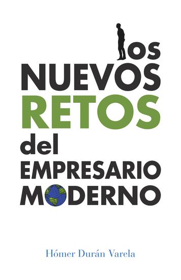Los Nuevos Retos Del Empresario Moderno - cover