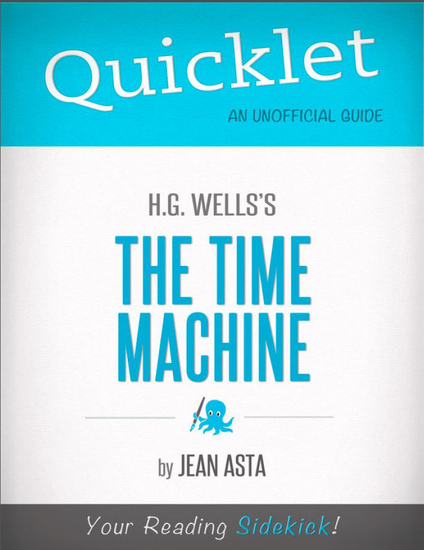 hgwells the time machine book report An innovative scientist pilots a time machine to the year 802,701 and finds a world utterly changed books and authors the time machine.