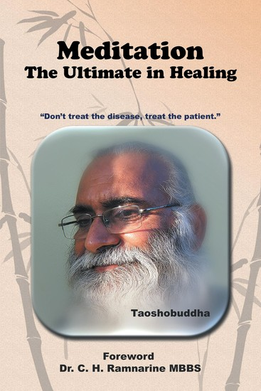 Meditation - The Ultimate in Healing - cover