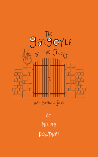 The Gargoyle at the Gates - cover