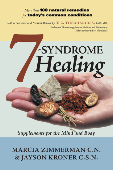 7 Syndrome Healing - Supplements for the Mind and Body - cover