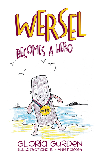 Wersel Becomes a Hero - cover