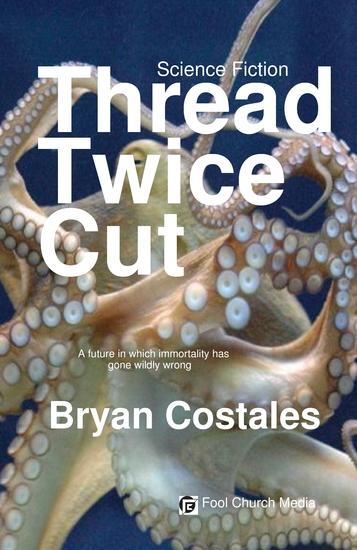 Thread Twice Cut - cover