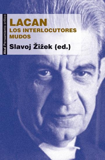 Lacan - Los interlocutores mudos - cover