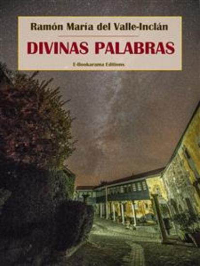 Divinas palabras - cover