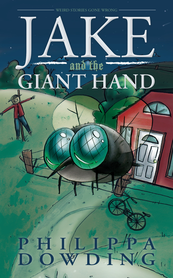Jake and the Giant Hand - cover