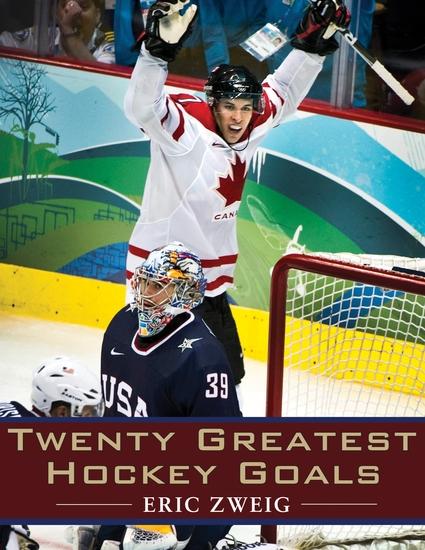 Twenty Greatest Hockey Goals - cover