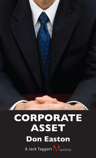 Corporate Asset - A Jack Taggart Mystery - cover