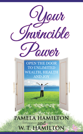 Your Invincible Power - Open the Door to Unlimited Wealth Health and Joy - cover