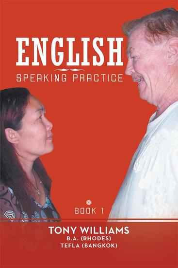 English Speaking Practice - Book 1 - cover
