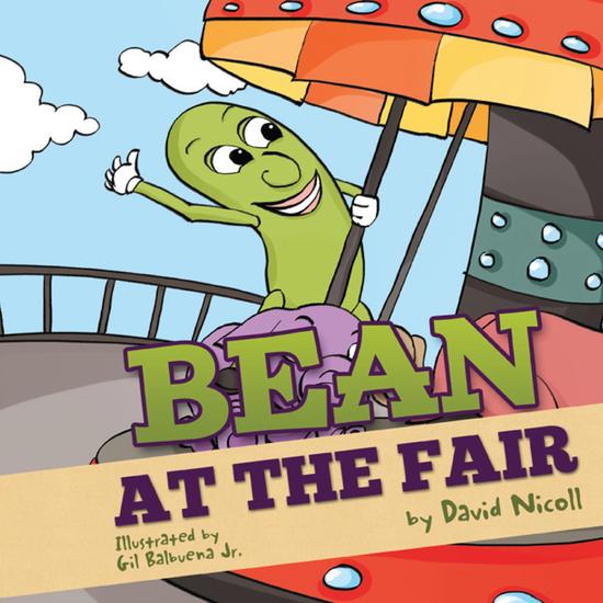 Bean at the Fair - cover