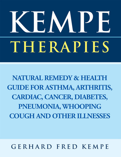 Kempe Therapies - Natural Remedy & Health Guide - cover