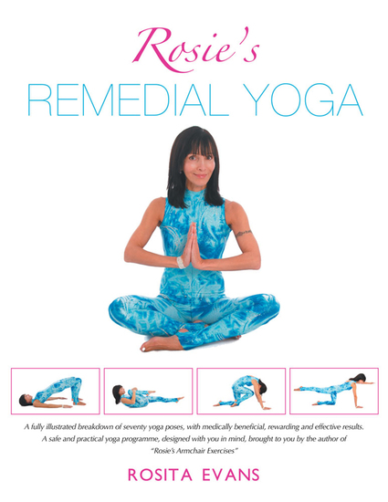 Rosie's Remedial Yoga (Full Color Edition) - cover
