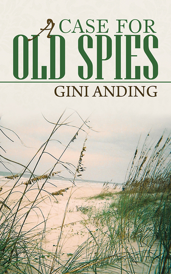 A Case for Old Spies - cover