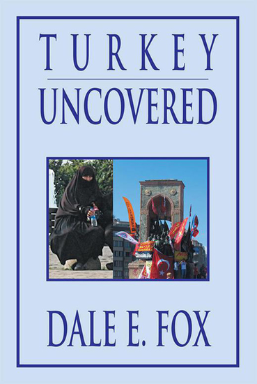Turkey Uncovered - cover