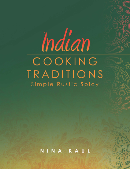 Indian Cooking Traditions - cover