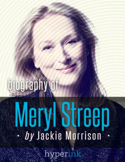 Meryl Streep Hollywood's Favorite Actress - cover