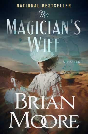 The Magician's Wife - A Novel - cover