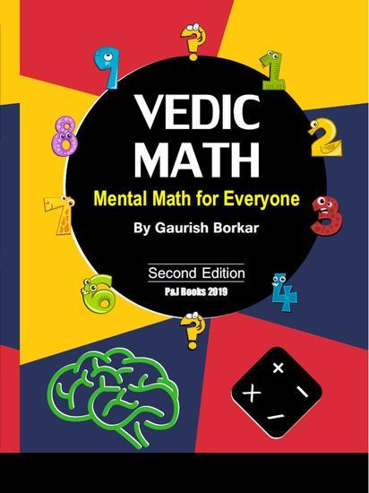 Vedic Math - Mental Math for Everyone - Vedic Math #2 - cover