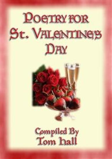 POETRY FOR ST VALENTINE'S DAY - 91 poems for the lovestruck - cover