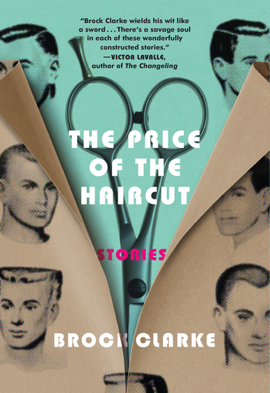 The Price of the Haircut - Stories - cover
