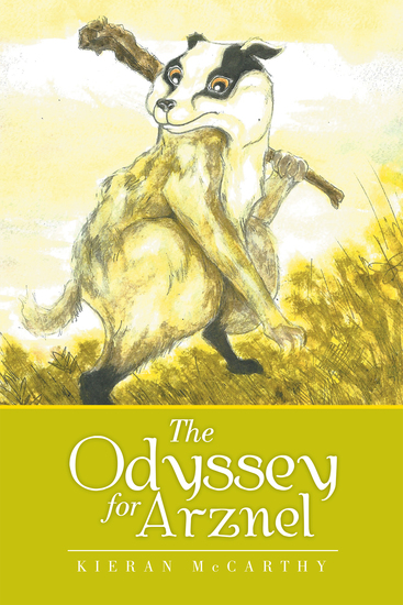 The Odyssey for Arznel - cover