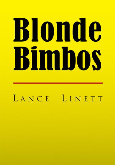 Blonde Bimbos - cover