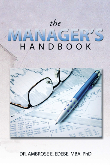 The Manager'S Handbook - cover