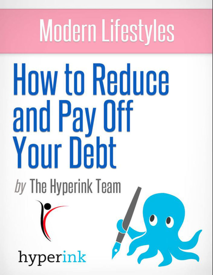 Reduce Your Debt - cover