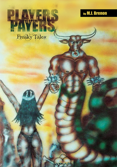 Players and Payers - Freaky Tales - cover