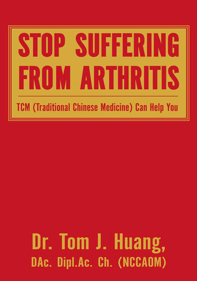 Stop Suffering from Arthritis - Tcm Can Help You - cover