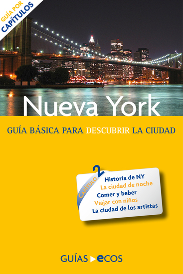Nueva York Preparar el viaje: guía cultural - cover