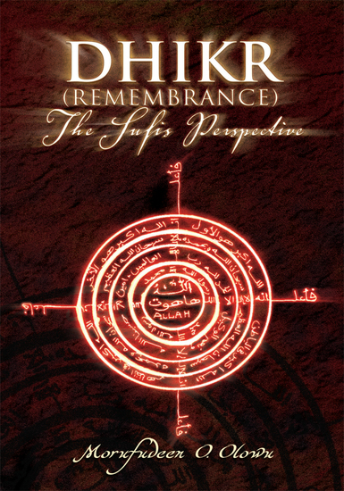 Dhikr (Remembrance) the Sufis Perspective - cover