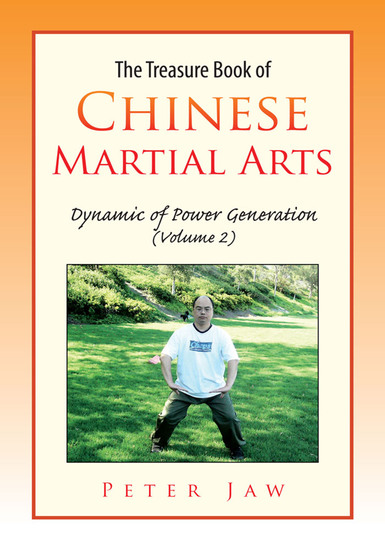 The Treasure Book of Chinese Martial Arts - Dynamic of Power Generation (Volume 2) - cover
