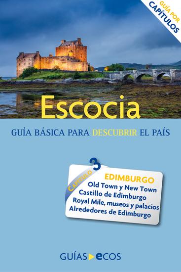 Escocia Edimburgo - cover