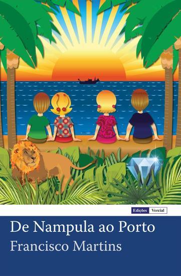 De Nampula ao Porto - cover