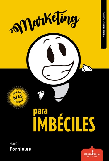 Marketing para imbéciles - cover