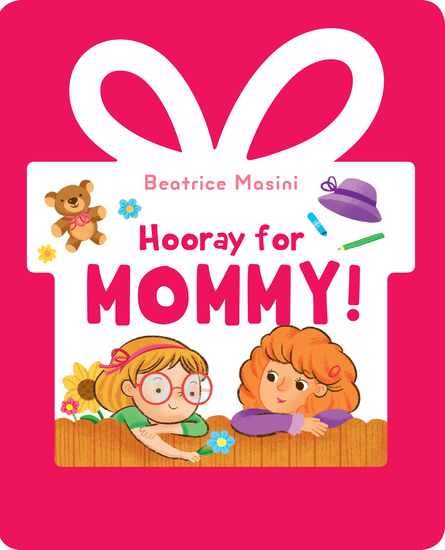 Hooray for Mommy - cover