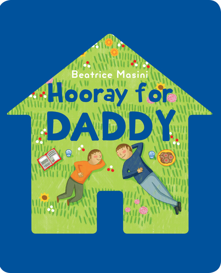 Hooray for Daddy - cover