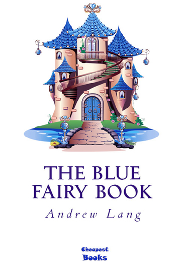 The Blue Fairy Book - cover