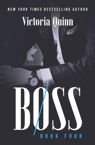 Boss Book Four - Boss #4 - cover