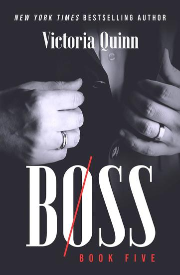 Boss Book Five - Boss #5 - cover
