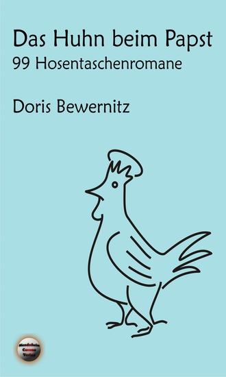 Das Huhn beim Papst: 99 Hosentaschenromane I - cover