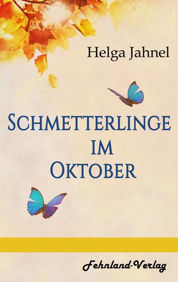 Schmetterlinge im Oktober - cover
