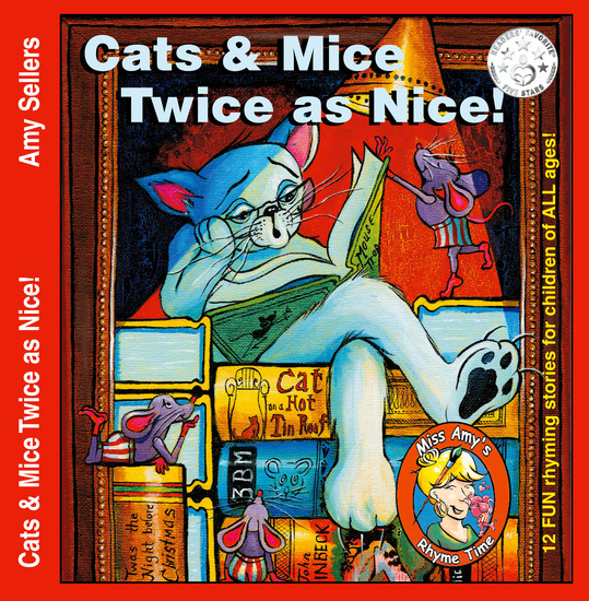 Cats & Mice Twice as Nice - cover