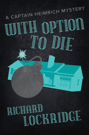 With Option to Die - cover