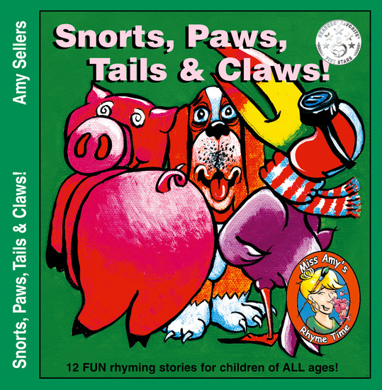 Snorts Paws Tails & Claws! - cover